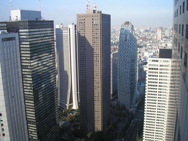 Shinjuku, 15th August 2008