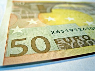 A 50 Euro Note