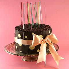 Kahlua Mexican Choc Cake