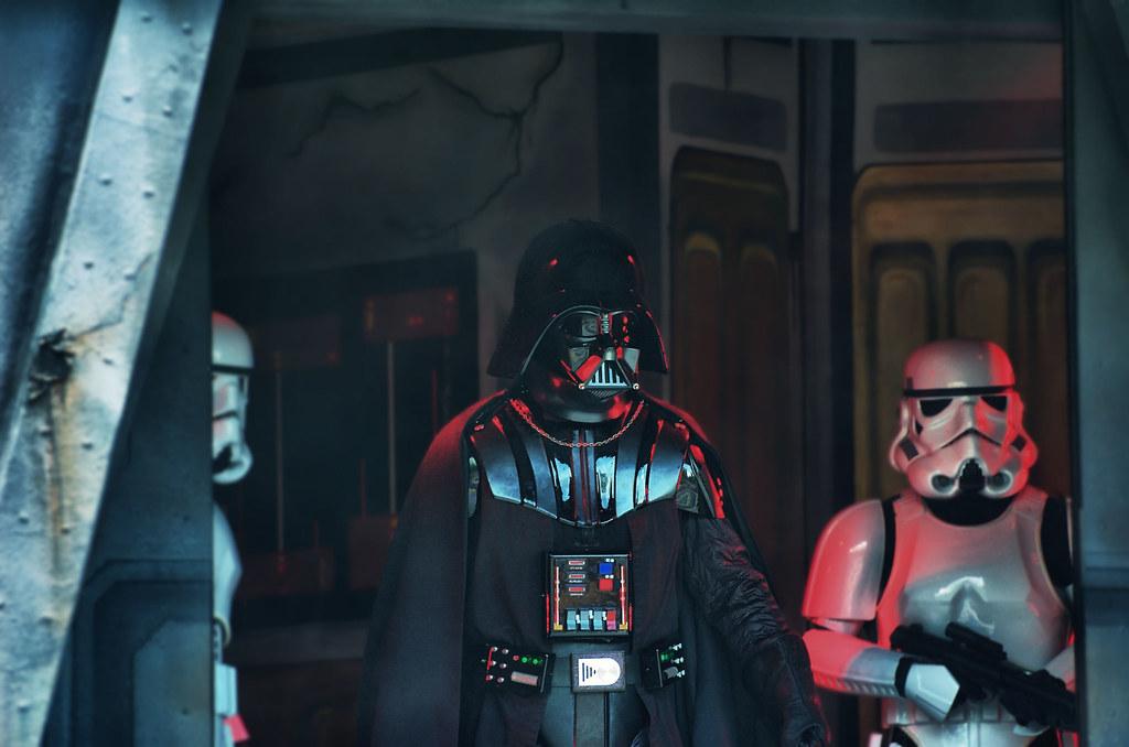 Disney - Jedi Training Academy