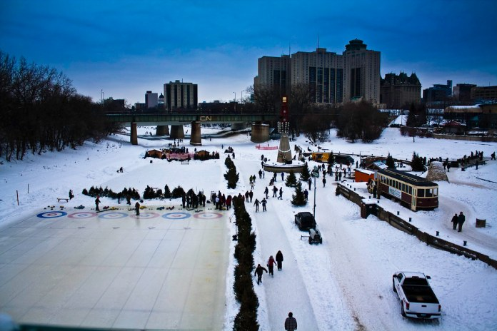 The Forks Red River Mutual Trail Now Open for the 2016 Season