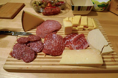 Meat + Cheese Tray