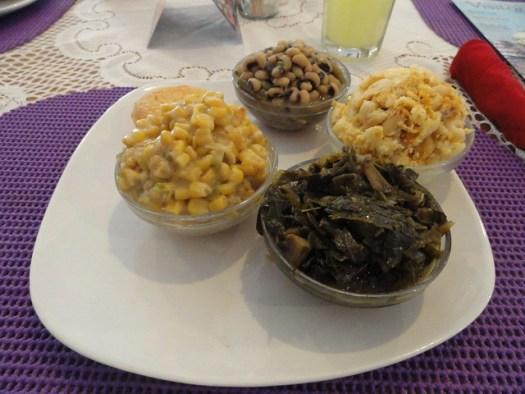 Isaiah's Restaurant, Montgomery AL