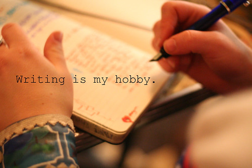 Writing is My Hobby