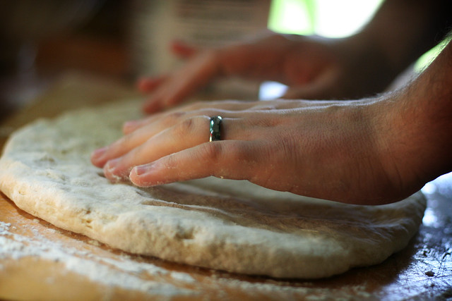 How to make a perfect Italian pizza dough