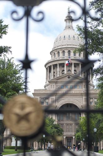 Texas Capitol.
