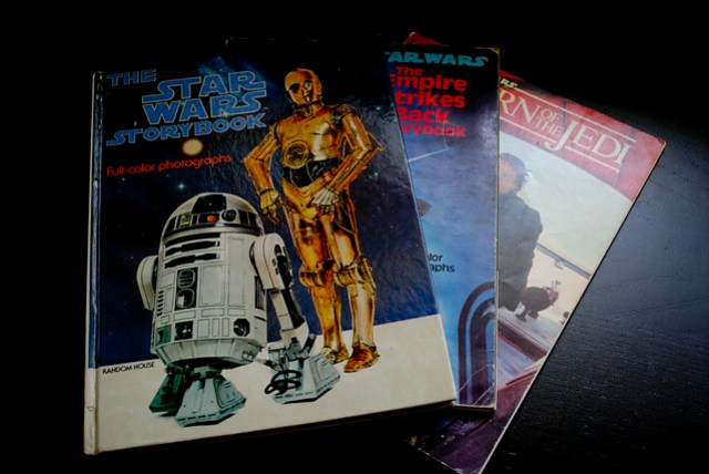 Star Wars Children's Books