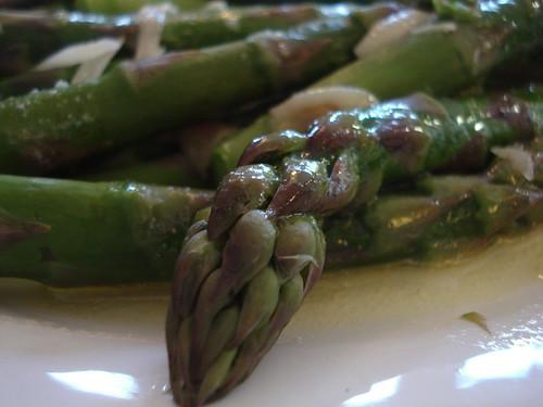 First asparagus of the season
