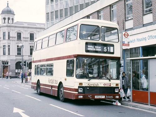 Kentish Bus 501 (G501 SFT)