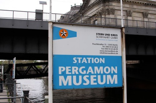 Pergamon Museum, Berlín