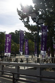 Purple Banners by kepibear, on Flickr