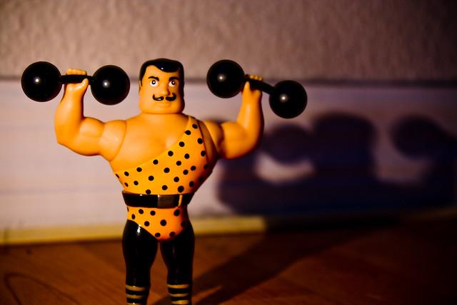 Strong Like Bigfoot: Strongman Training for Beginners