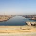 The High Dam at Aswan, looking towards Aswan