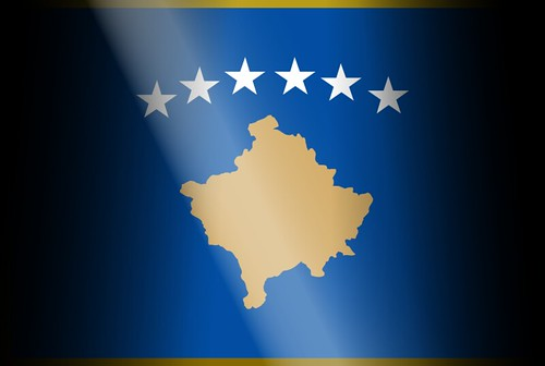 Kosovo Flag (Official Flag) 17.02.2008