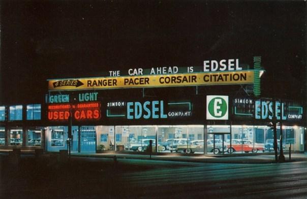 Simeon Edsel Company - Columbus, Ohio U.S.A. - 1950s