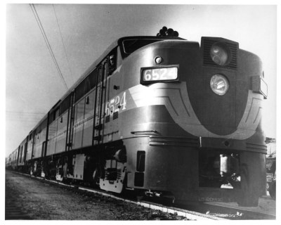 NdeM Aztec Eagle Nuevo Laredo-Mexico City in 1960