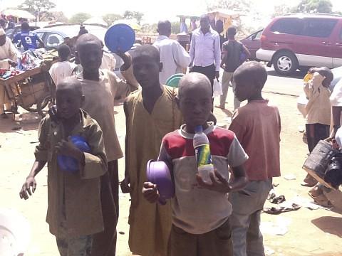 Almajiri Kids - Gombe State Nigeria by Jujufilms