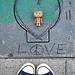 Peace  (Danbo) Love & Converse