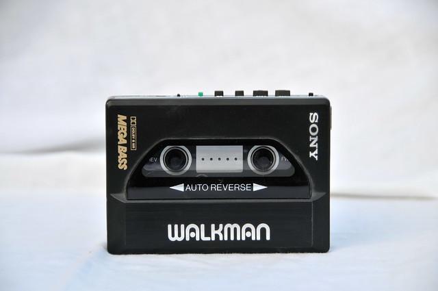 Sony Walkman WM A602