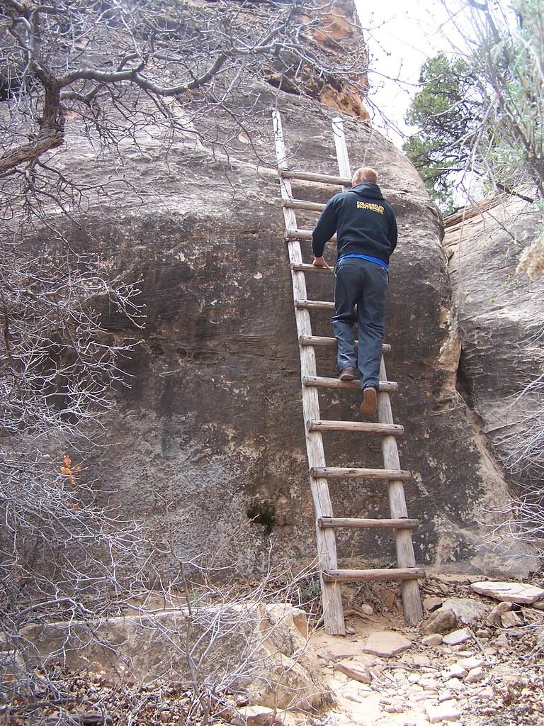 Parque Nacional Tierra De Caones Canyon Country Utah Around