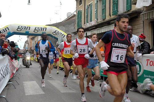 Montefortiana 2009, la corsa