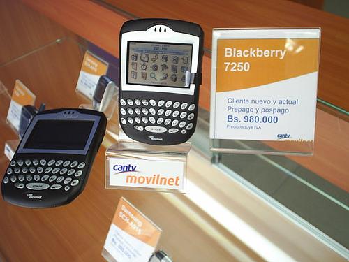 BlackBerry 7250