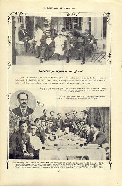 Ilustração Portugueza, No. 697,  June 30 1919 - 11 by Gatochy