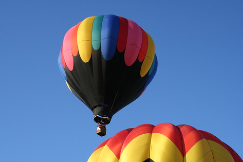 balloons, hot air