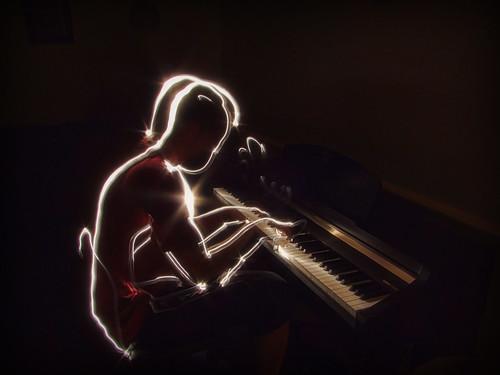 Ghost performer