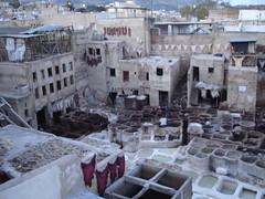 Medina antiga de Fez