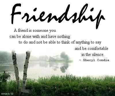 Friendship - 'Bond With The Best'
