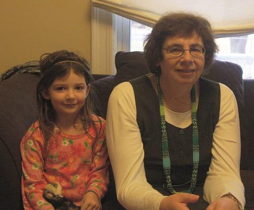 Mom and Hyla