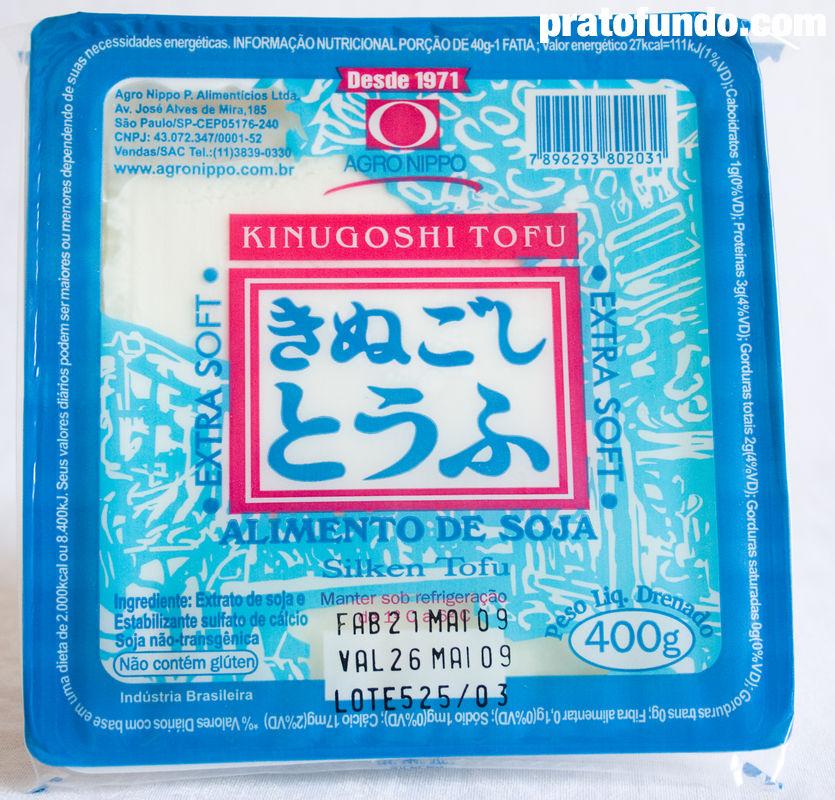 Soft/Silk Tofu