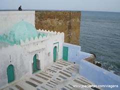 Asilah, a melhor apresentação de Marrocos
