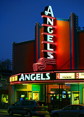 Angels Theater, Angels Camp, CA