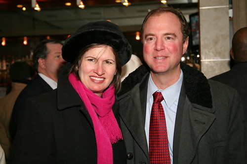 Why Does Eve Schiff Volunteer in MD and Not Her Husband's ...