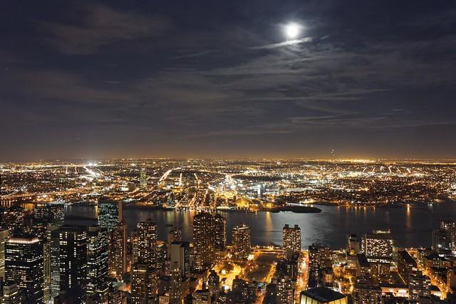 Moon-lit por Jens Veersteegden