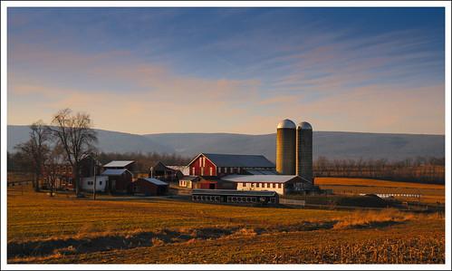 Pennsylvanian Farm