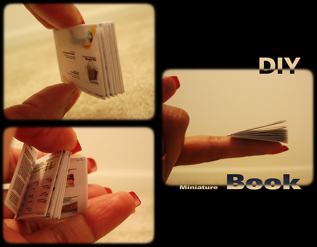DIY-Miniature Book