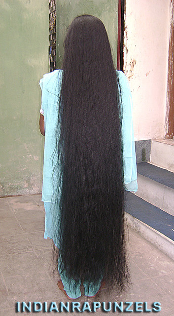 Longhair On Saree A Gallery On Flickr