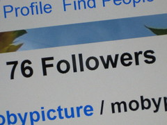 Followers by mattedgar CC Flickr