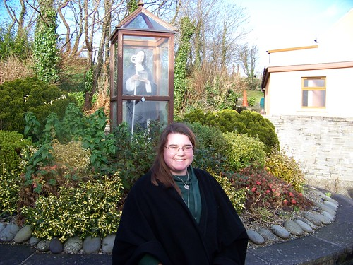 Ashley at St. Bridget's Well