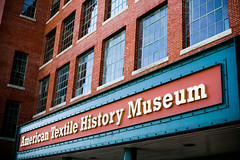 American Textile History Museum Lowell