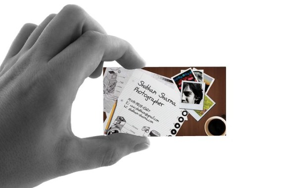 How to make your business card stand out in the 21st century colourmoves