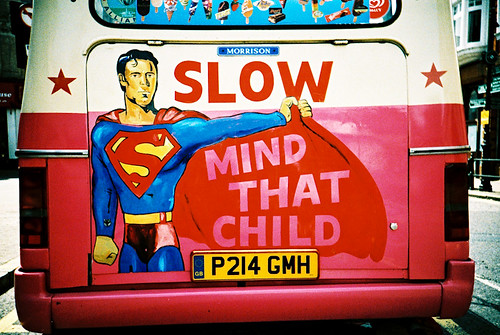 SLOW - mind that child