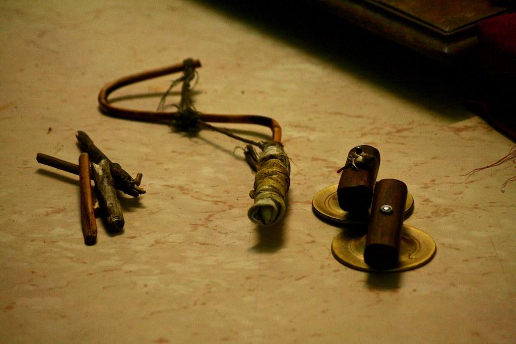 Gondhali Instruments