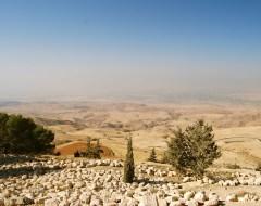 Jordan - View Mount Nebo
