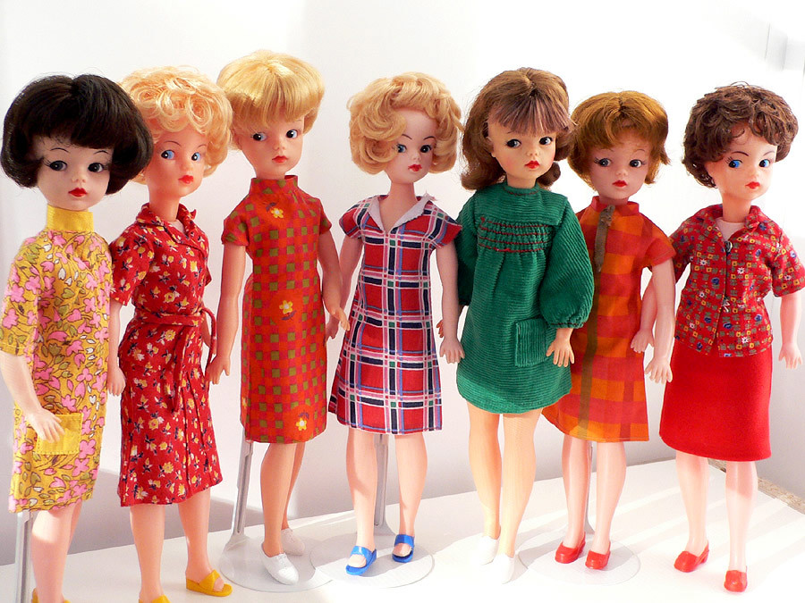 Sindy, Tammy and Clones
