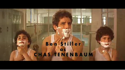 Ben Stiller as Chas Tenenbaum