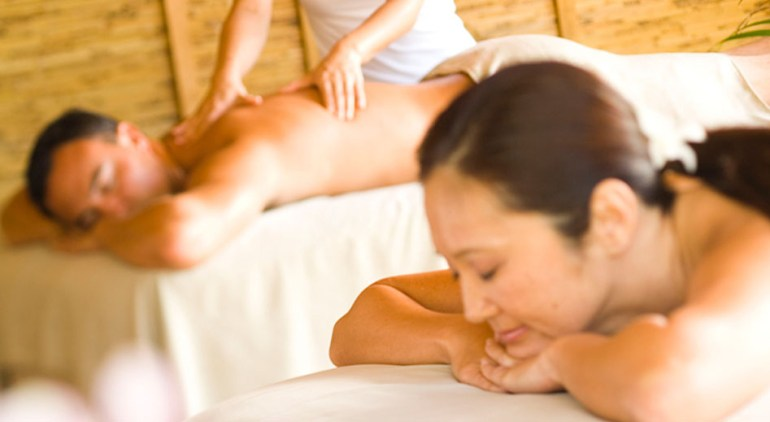 Enjoy a Kauai Couples Massage